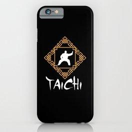 Tai Chi iPhone Case
