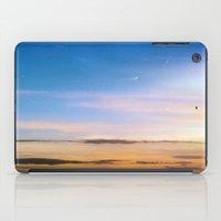 spanish iPad Cases featuring Spanish Skies by Chloe Gibb