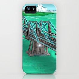Hijo Puente iPhone Case