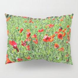 Sea of Poppies Pillow Sham