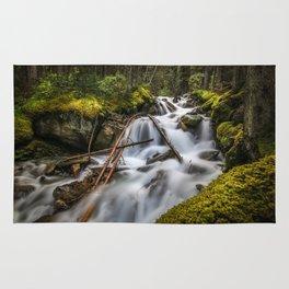 Waterfall Paradise Rug