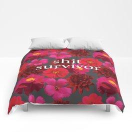 survivor Comforters