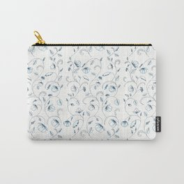 Gzhel decorative pattern Carry-All Pouch