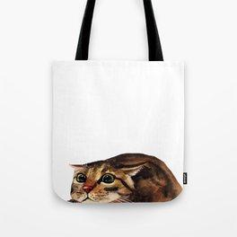 Funny Cat Tote Bag
