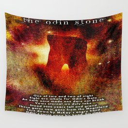 The Odin Stone Wall Tapestry