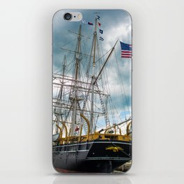 The Last Ship iPhone Skin