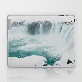 Goðafoss | Edge of the Arctic Laptop & iPad Skin