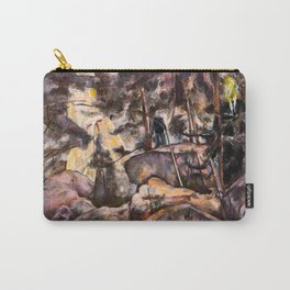 A Quiet Walk in the Woods Carry-All Pouch