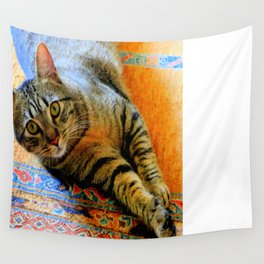 Click, Wha...! Wall Tapestry