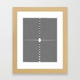 ZENTANGLE Framed Art Print