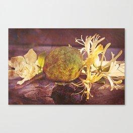 Deep South Bouquet Canvas Print