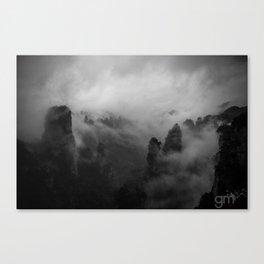 Mystical Canvas Print