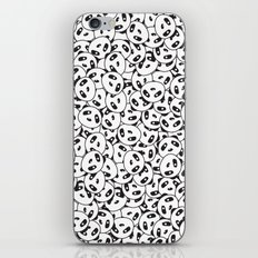 Pandamonium (Patterns Please Series #2) iPhone & iPod Skin