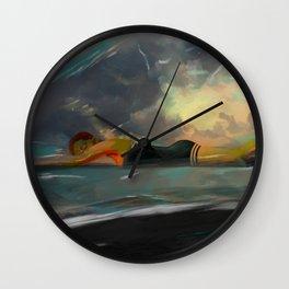 Dusk @ Doheney Wall Clock
