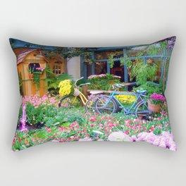 Peaceful Meadow Rectangular Pillow