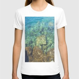 Greek Sea Water T-shirt
