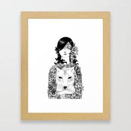 Capturing the Spirit Framed Art Print