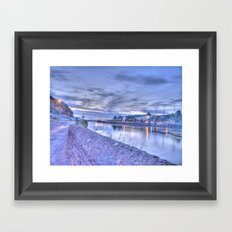 Bilberry, Waterford City Framed Art Print