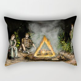 The Nerdist Rectangular Pillow