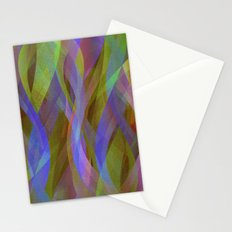 Abstract background G137 Stationery Cards