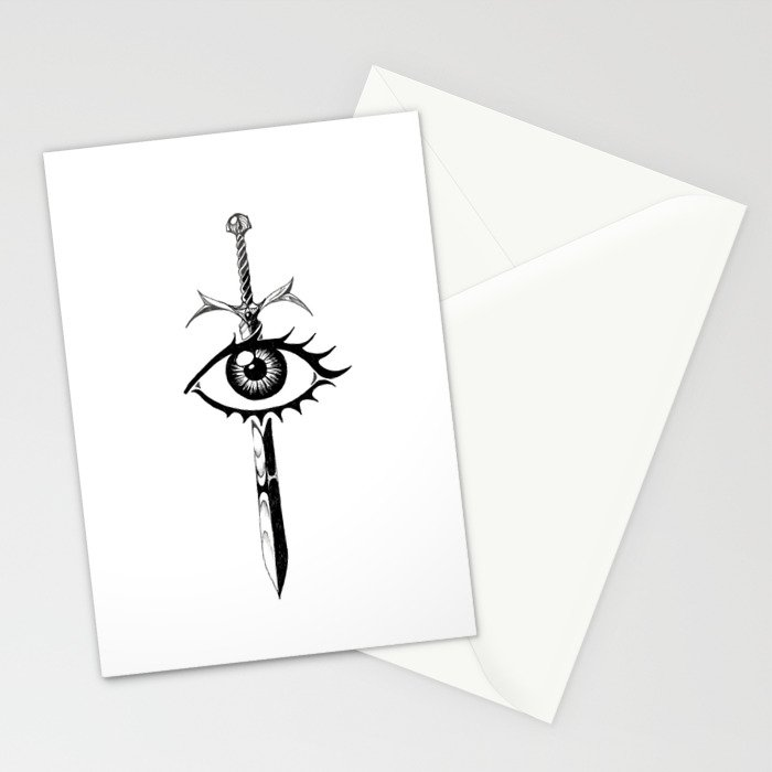 The Reaver  Stationery Cards