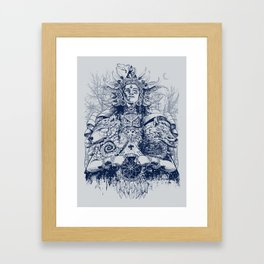 Spirit Dreams Framed Art Print
