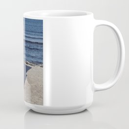 BEACH CHAIR No.69 - Baltic Sea - Isle Ruegen Coffee Mug