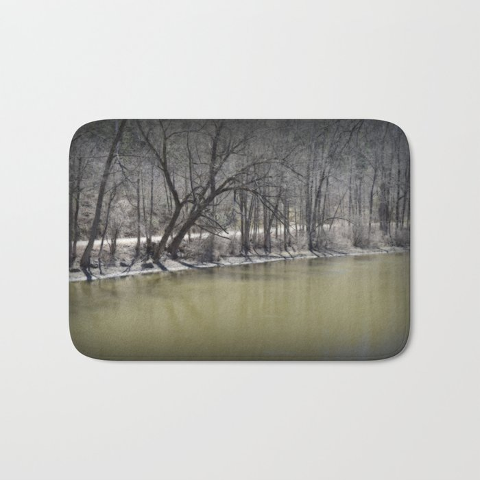 Early Spring in Wakefield  Bath Mat
