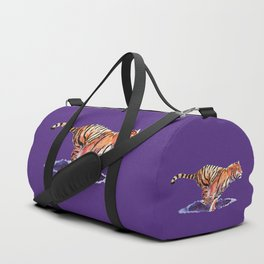 The Tiger Duffle Bag