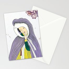 Mi-in-do 1850s_Solnekim Stationery Cards