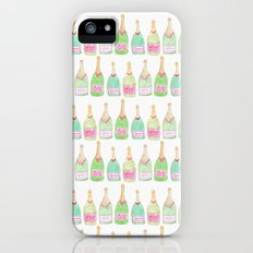 Champagne iPhone (5, 5s) Slim Case