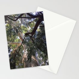 Ozzy big tree Stationery Cards
