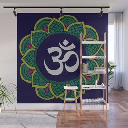 Ohm My Goodness Wall Mural