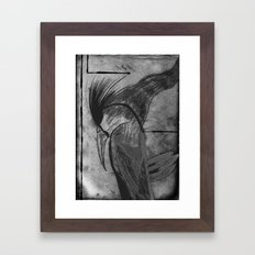 The Crow 00 Framed Art Print
