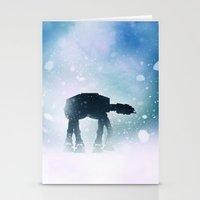 kieren walker Stationery Cards featuring Walker by Bakus