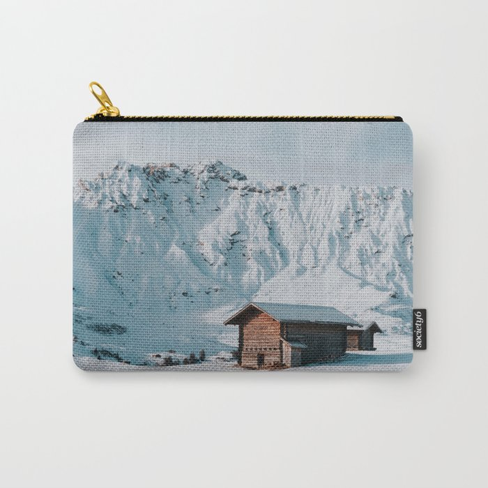 Hello Winter - Landscape and Nature Photography Carry-All Pouch