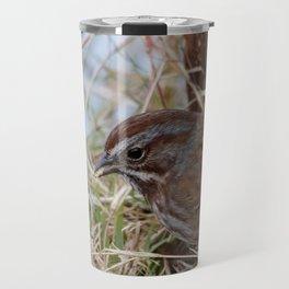 Small Bird Travel Mug