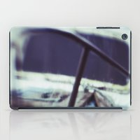 jaws iPad Cases featuring JAWS by neutral density