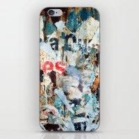 Vestiges II iPhone & iPod Skin
