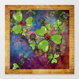 Ladybug_4 Canvas Print