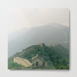 The Wall Metal Print