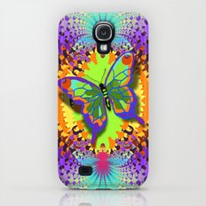 Butterfly summer Slim Case Galaxy S4