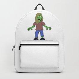 Zombie Girl Backpack
