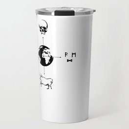 Anthropology: The Four Subdisciplines (Version 2.0) Travel Mug