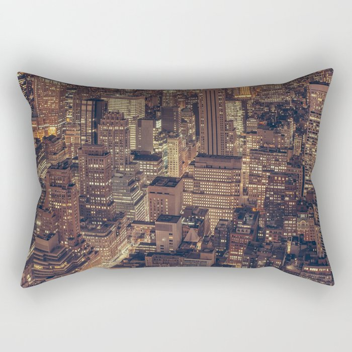 new york city 2015 Rectangular Pillow