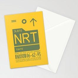 Baggage Tag C - NRT Tokyo Narita Japan Stationery Cards