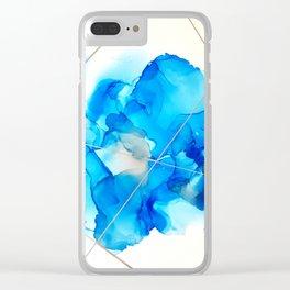 Azules Clear iPhone Case