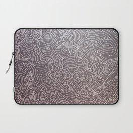 Melting eye Laptop Sleeve