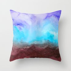 Gathering Your Storm Throw Pillow