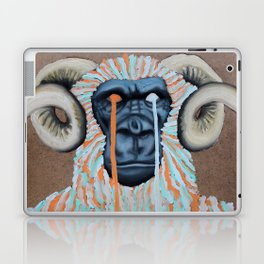 Gorilla Sweater Laptop & iPad Skin